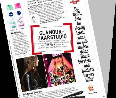 Glamour Januar 2018