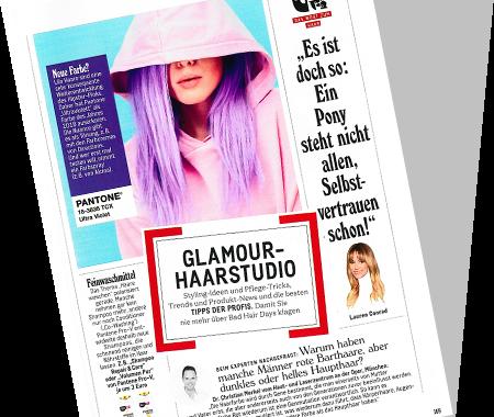 Glamour Mai 2018