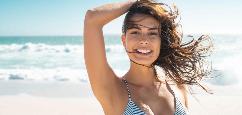 Sonnenschutz auf der Kopfhaut – darauf müssen Sie achten
